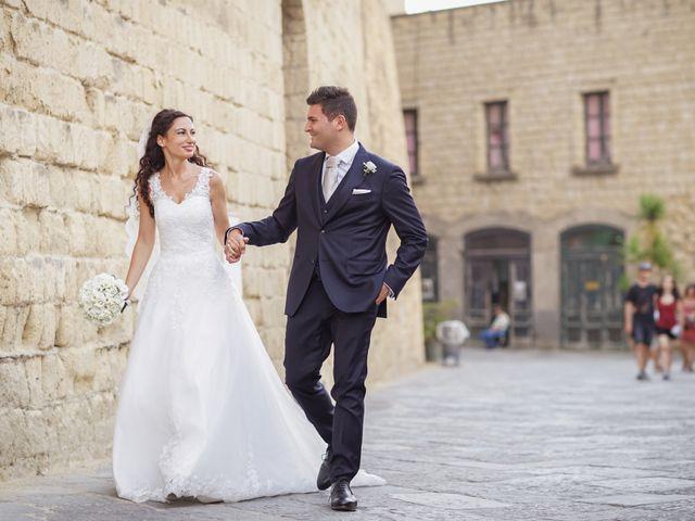 Il matrimonio di Ilenia e Enrico a Napoli, Napoli 23