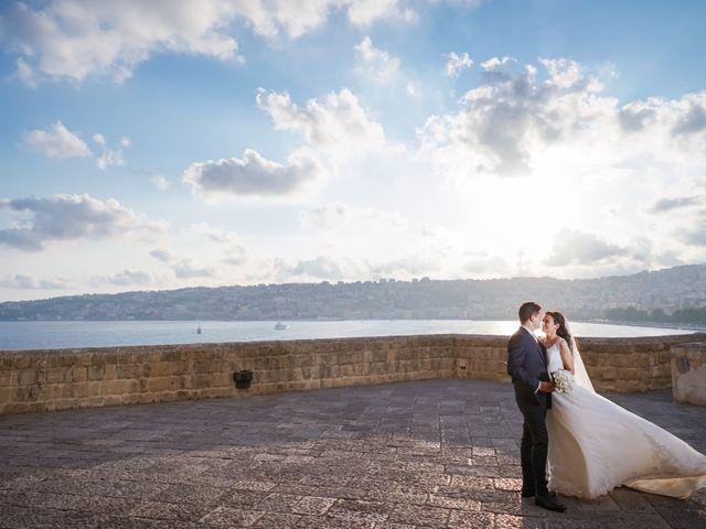 Il matrimonio di Ilenia e Enrico a Napoli, Napoli 27