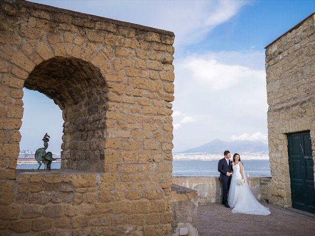 Il matrimonio di Ilenia e Enrico a Napoli, Napoli 33