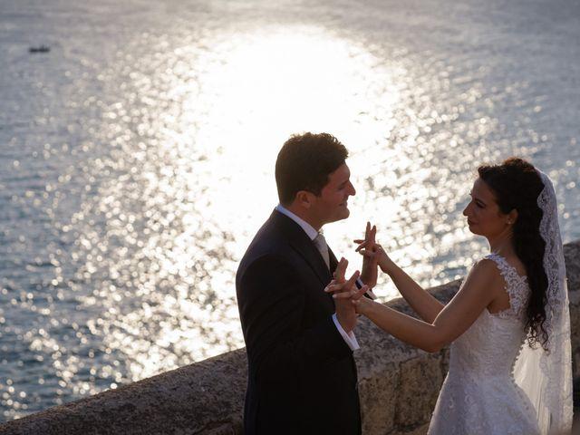 Il matrimonio di Ilenia e Enrico a Napoli, Napoli 37