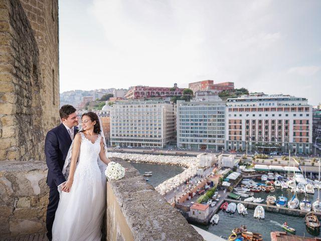Il matrimonio di Ilenia e Enrico a Napoli, Napoli 38