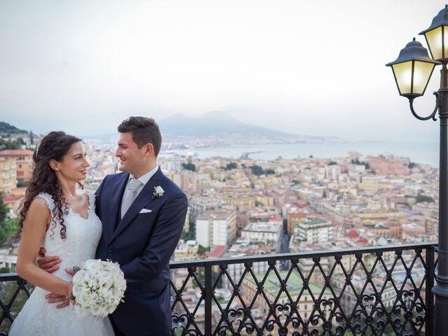 Il matrimonio di Ilenia e Enrico a Napoli, Napoli 43