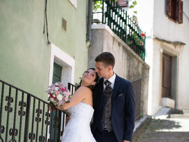 Il matrimonio di Daniele e Cristina a Trieste, Trieste 15