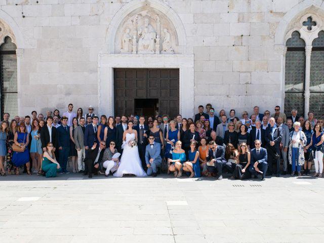 Il matrimonio di Daniele e Cristina a Trieste, Trieste 16
