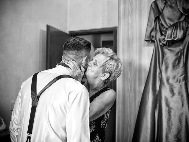 Il matrimonio di Mirko e Elisa a Massarosa, Lucca 8