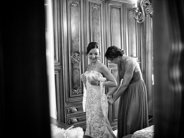 Il matrimonio di Mirko e Elisa a Massarosa, Lucca 17
