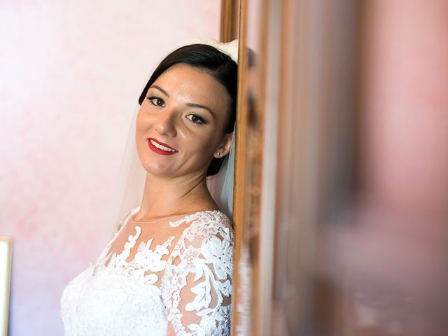 Il matrimonio di Mirko e Elisa a Massarosa, Lucca 20