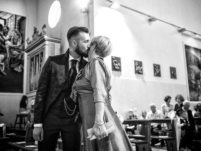 Il matrimonio di Mirko e Elisa a Massarosa, Lucca 21