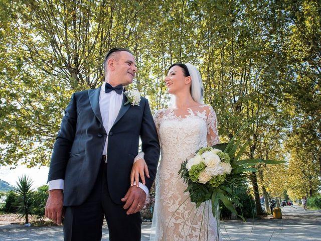 Il matrimonio di Mirko e Elisa a Massarosa, Lucca 25