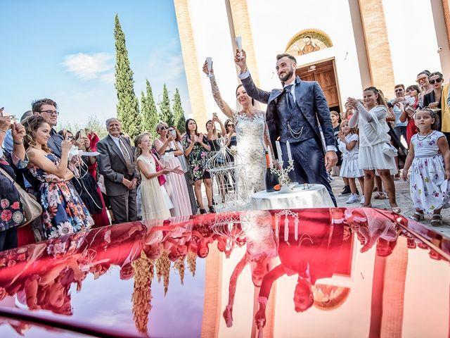 Il matrimonio di Mirko e Elisa a Massarosa, Lucca 34