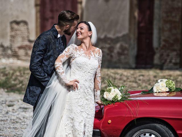 Il matrimonio di Mirko e Elisa a Massarosa, Lucca 38