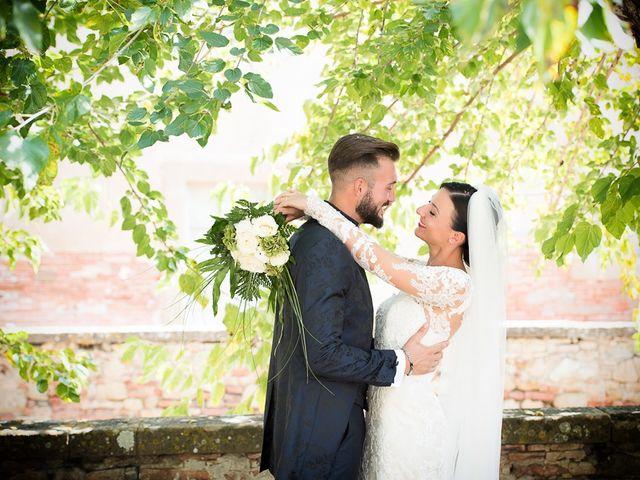 Il matrimonio di Mirko e Elisa a Massarosa, Lucca 41