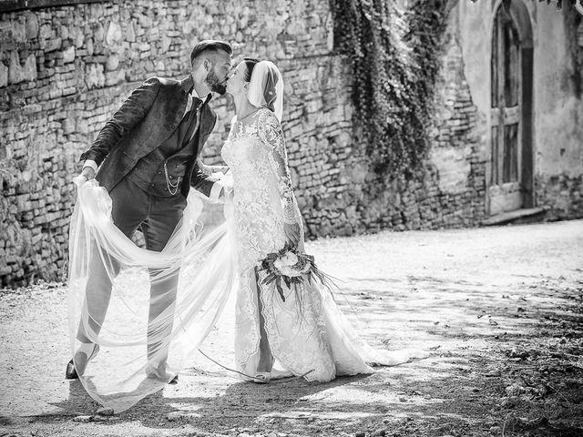 Il matrimonio di Mirko e Elisa a Massarosa, Lucca 46