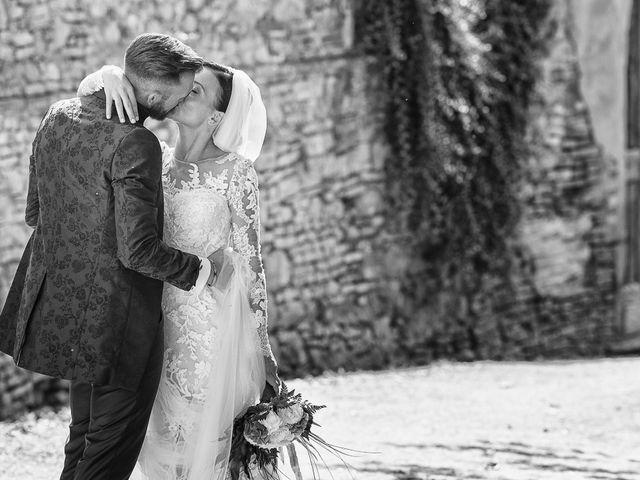 Il matrimonio di Mirko e Elisa a Massarosa, Lucca 47