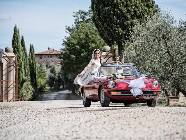Il matrimonio di Mirko e Elisa a Massarosa, Lucca 48