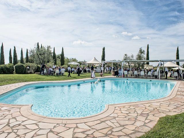 Il matrimonio di Mirko e Elisa a Massarosa, Lucca 50