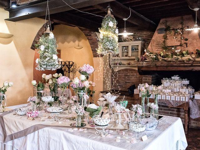 Il matrimonio di Mirko e Elisa a Massarosa, Lucca 53
