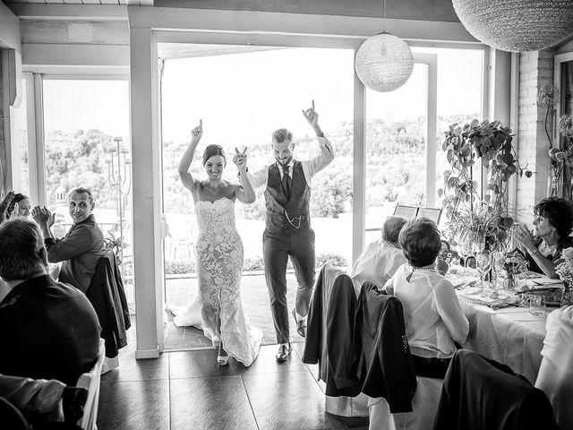 Il matrimonio di Mirko e Elisa a Massarosa, Lucca 56