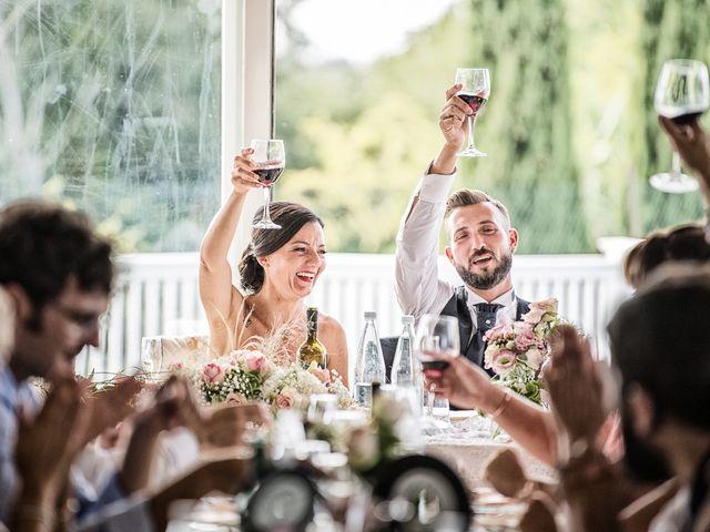 Il matrimonio di Mirko e Elisa a Massarosa, Lucca 59