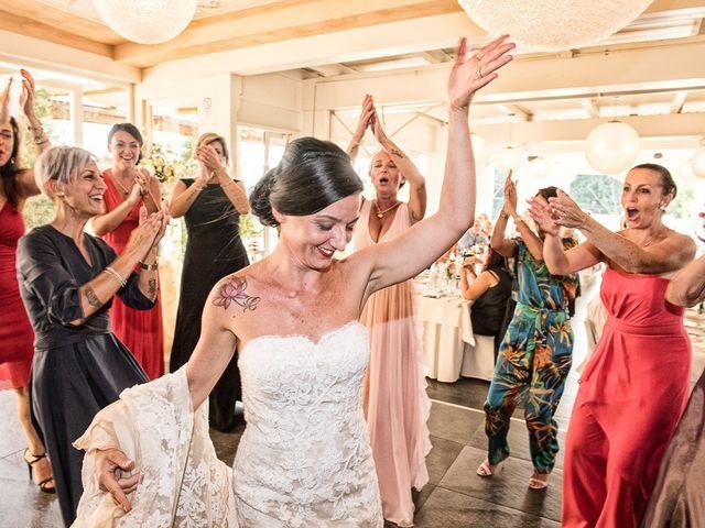 Il matrimonio di Mirko e Elisa a Massarosa, Lucca 62