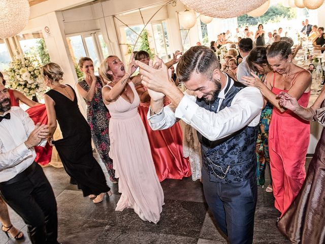Il matrimonio di Mirko e Elisa a Massarosa, Lucca 64