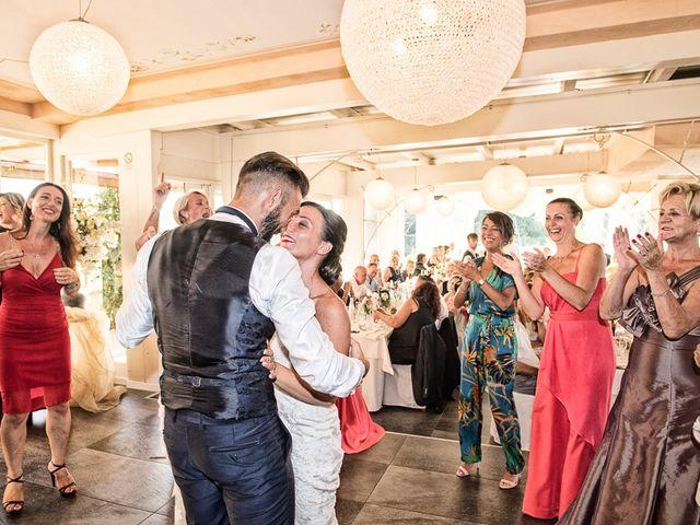 Il matrimonio di Mirko e Elisa a Massarosa, Lucca 65
