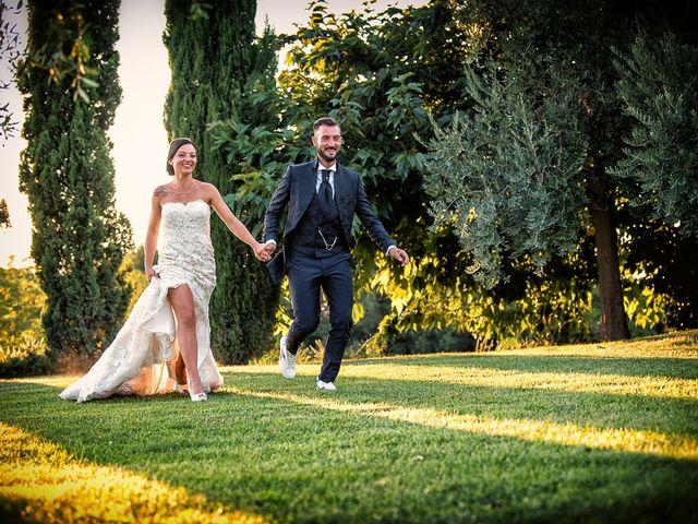 Il matrimonio di Mirko e Elisa a Massarosa, Lucca 66
