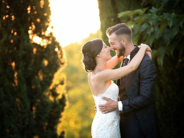 Il matrimonio di Mirko e Elisa a Massarosa, Lucca 67