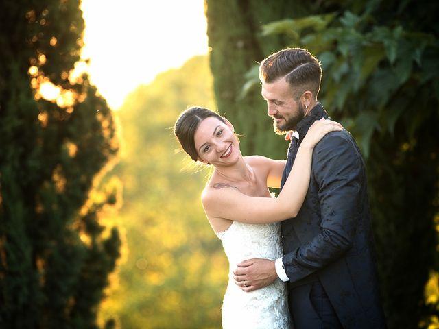 Il matrimonio di Mirko e Elisa a Massarosa, Lucca 68