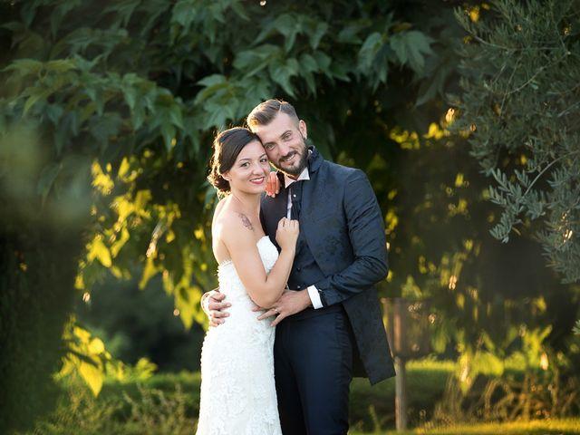 Il matrimonio di Mirko e Elisa a Massarosa, Lucca 69