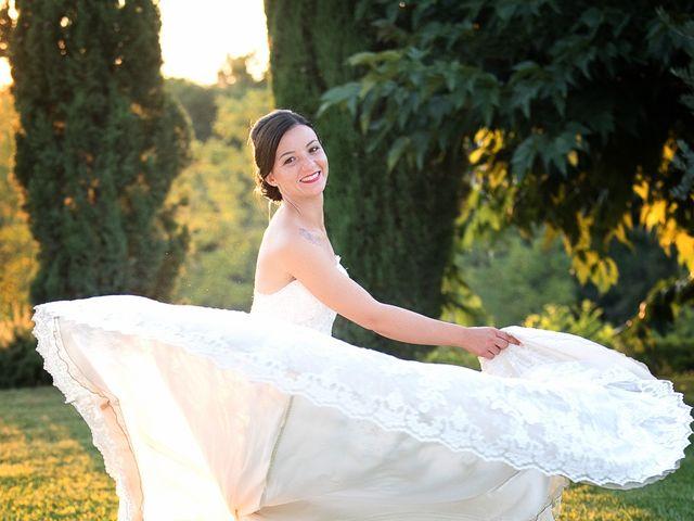 Il matrimonio di Mirko e Elisa a Massarosa, Lucca 70