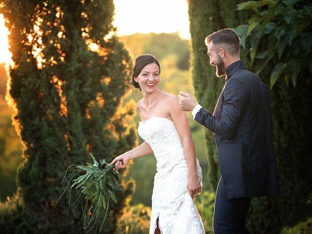 Il matrimonio di Mirko e Elisa a Massarosa, Lucca 71