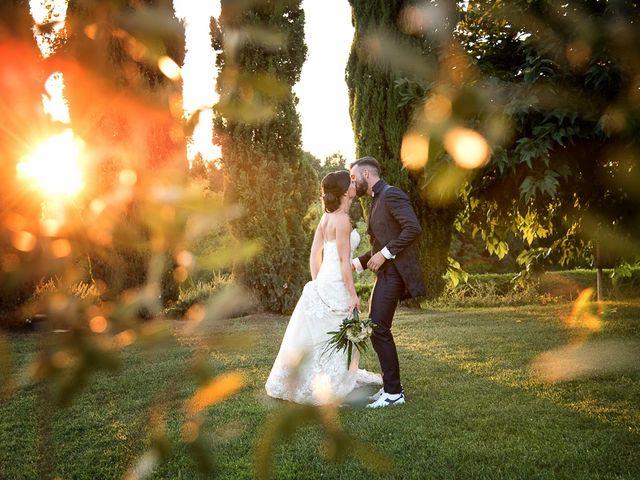 Il matrimonio di Mirko e Elisa a Massarosa, Lucca 72