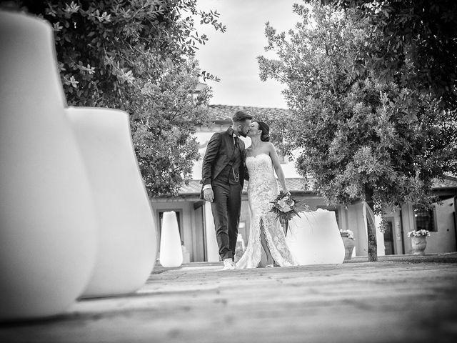 Il matrimonio di Mirko e Elisa a Massarosa, Lucca 73