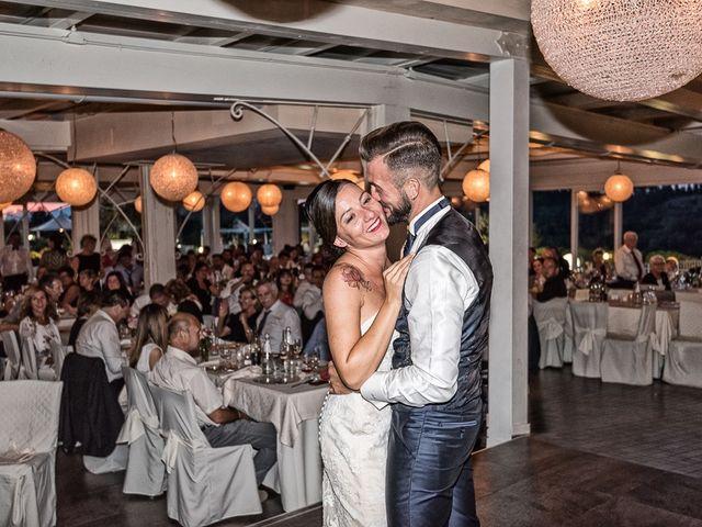 Il matrimonio di Mirko e Elisa a Massarosa, Lucca 79