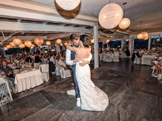 Il matrimonio di Mirko e Elisa a Massarosa, Lucca 80