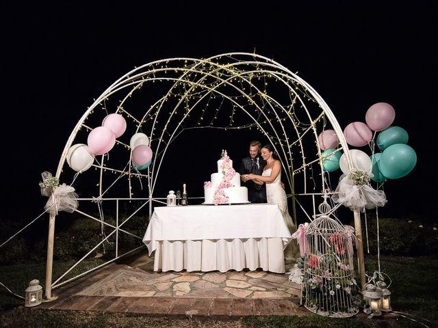 Il matrimonio di Mirko e Elisa a Massarosa, Lucca 81