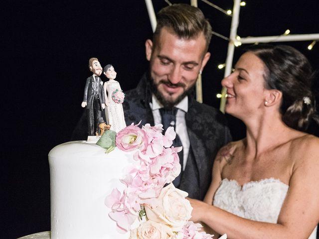 Il matrimonio di Mirko e Elisa a Massarosa, Lucca 82