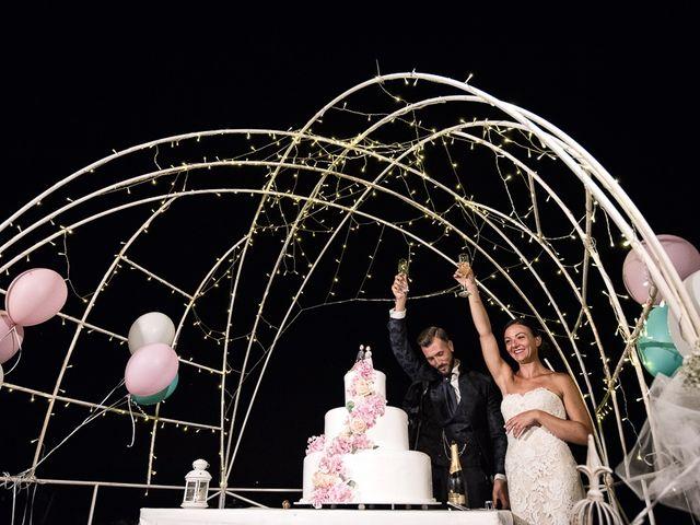 Il matrimonio di Mirko e Elisa a Massarosa, Lucca 83