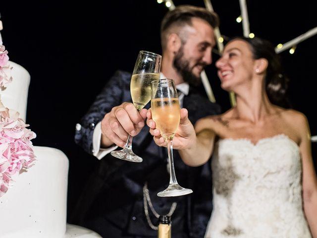 Il matrimonio di Mirko e Elisa a Massarosa, Lucca 84