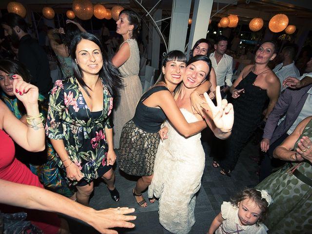 Il matrimonio di Mirko e Elisa a Massarosa, Lucca 87