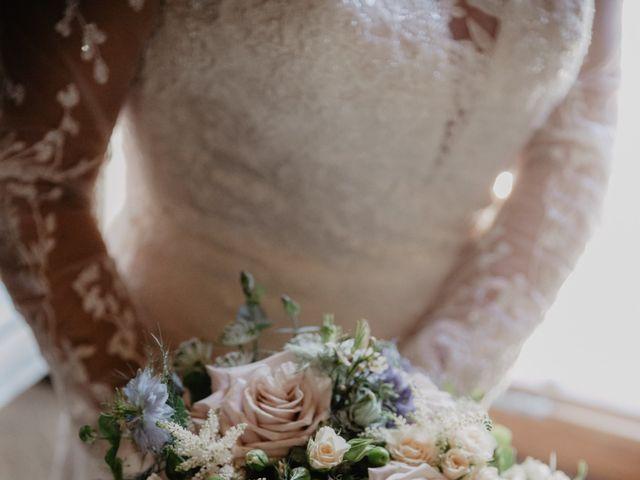 Il matrimonio di Matteo e Marina a Clivio, Varese 27