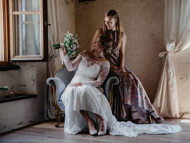 Il matrimonio di Matteo e Marina a Clivio, Varese 29