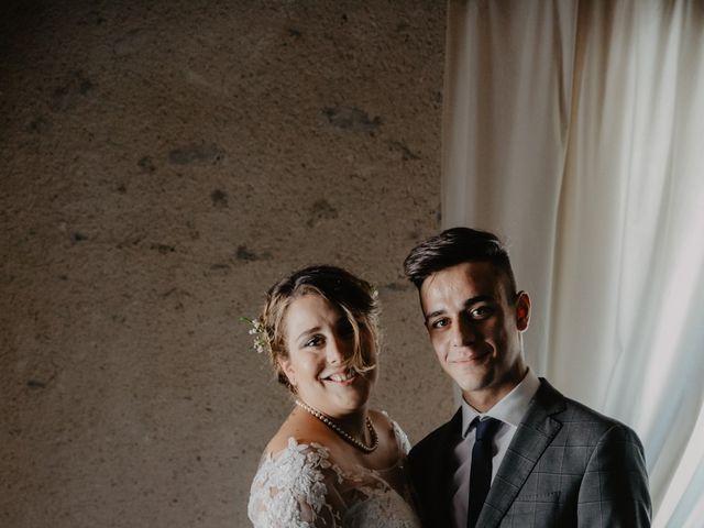 Il matrimonio di Matteo e Marina a Clivio, Varese 33