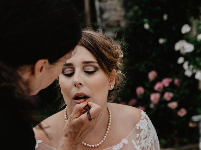 Il matrimonio di Matteo e Marina a Clivio, Varese 41