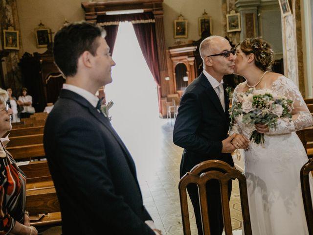 Il matrimonio di Matteo e Marina a Clivio, Varese 47