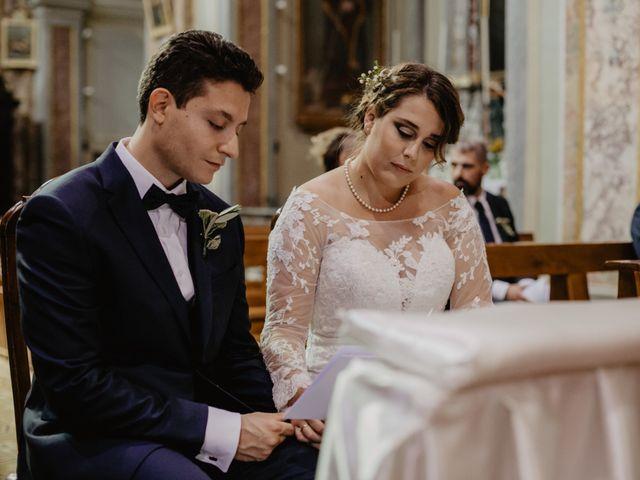 Il matrimonio di Matteo e Marina a Clivio, Varese 48