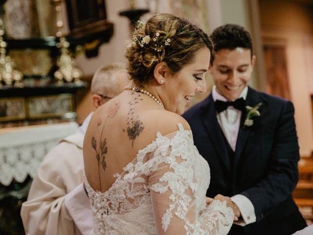 Il matrimonio di Matteo e Marina a Clivio, Varese 49