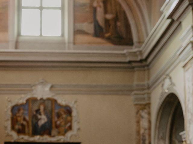 Il matrimonio di Matteo e Marina a Clivio, Varese 50