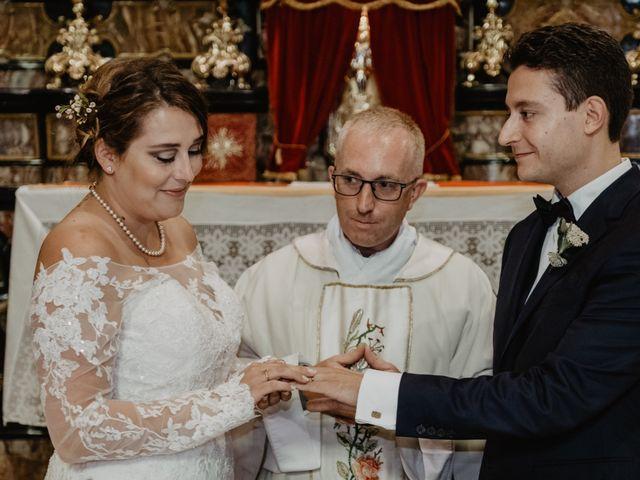 Il matrimonio di Matteo e Marina a Clivio, Varese 51